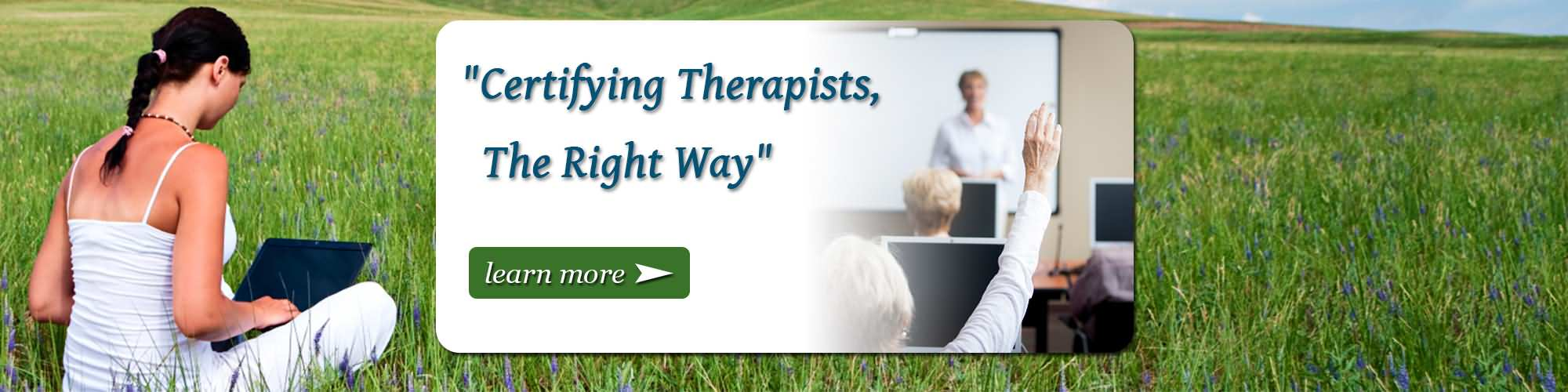Become a Lymphatic Therapist